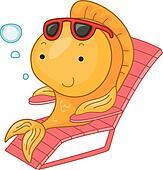 Sonnenstuhl clipart  Clipart of Beach Chair k9457134 - Search Clip Art, Illustration ...
