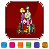 Hotel Guest Clipart