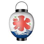 Clip Art Of Japanese Summer Festival Graphic K8300002