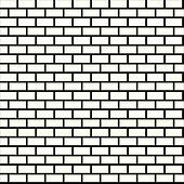 clipart of seamless brick wall k16907085 search clip art rh fotosearch com Cartoon Brick Wall Cartoon Brick Wall