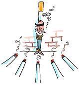 Je confirme. Fumer tue. Smoking kills.