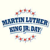 Clip Art Of Martin Luther King Jr Day Logo Symbol K42056167