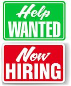 photo about Help Wanted Sign Printable called Currently Choosing Assistance Ideal company symptoms Clip Artwork