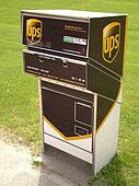 Stock Photography Of Ups Drop Box United Parcel Service U29790571